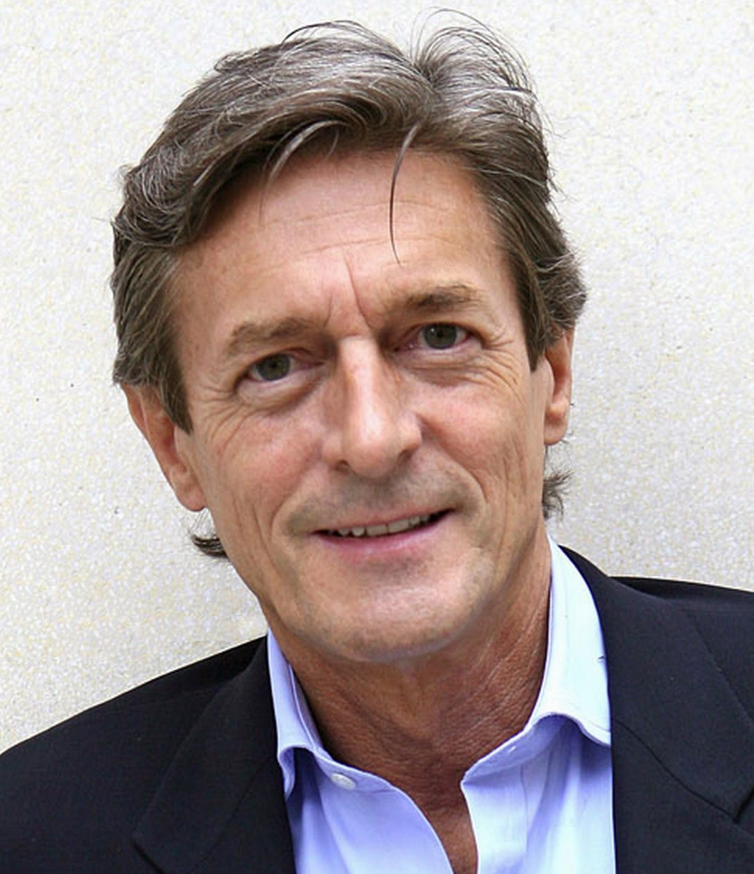 Graham Wyles Meets Nigel Havers Star Of Jack Amp The