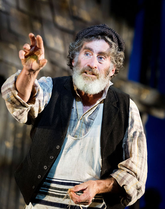 Fiddler On The Roof On Tour Stagetalk Magazine